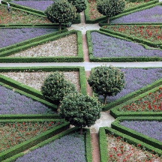 Garten von Schloss Bentheim