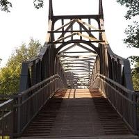 Brücke über die Bever