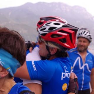 Alpencross proMsport - schlicht Danke!