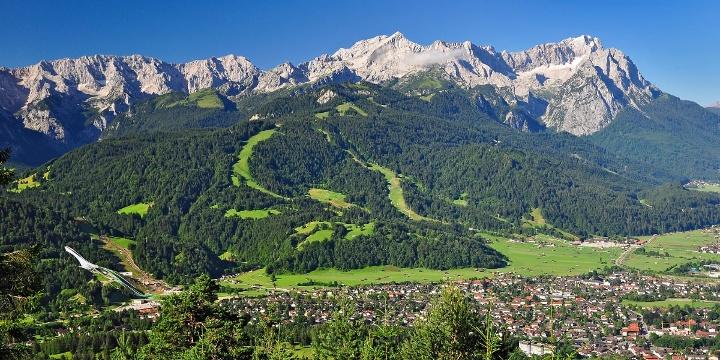 Parken In Garmisch Partenkirchen