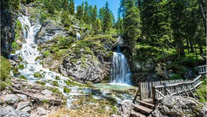Giro delle cascate di Vallesinella