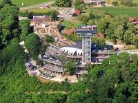 Blick auf das Mawell Resort