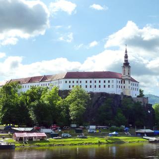 Schloss Děčin