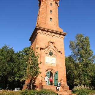 Friedrich-August-Turm auf dem Rochlitzer Berg