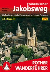 Jakobsweg · Via Podiensis von Le Puy-en-Velay bis zu den Pyrenäen