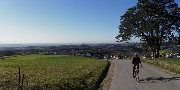 Radeln vor Münzbach