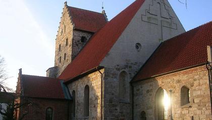 Sankt Nicolai kyrka i Simrishamn