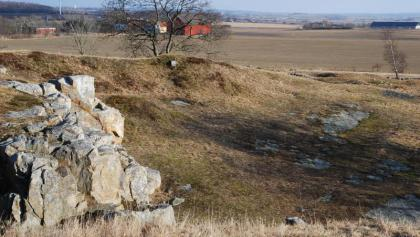 Stenbrottet innan Hardeberga