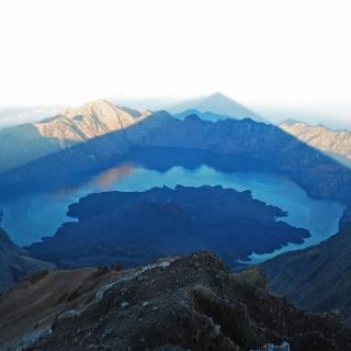 Der Schatten des Vulkans