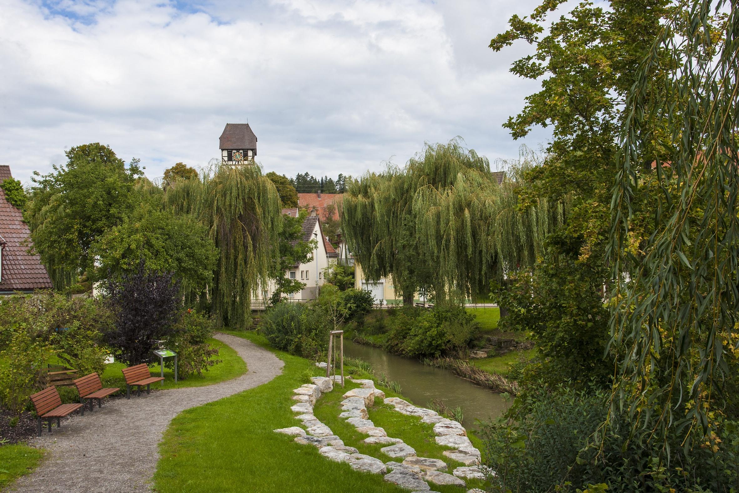 Ortsmitte Dautmergen
