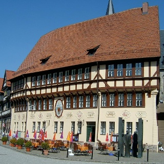 Rathaus - Stolberg