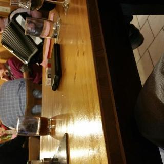 Akkordeon Spieler ist sehr oft vertreten