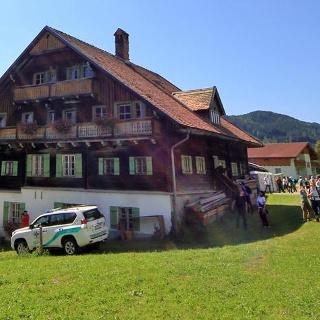 Emilies Hof - Auf den Spuren der Bergretter