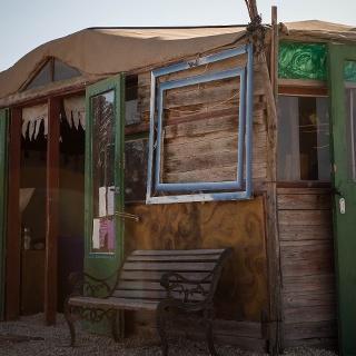 Die Silent Arrow Desert Lodge