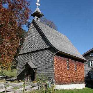 St. Anna Kapelle in Rohrmoos