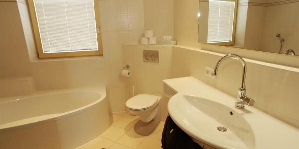 Badezimmer Familienwohnung