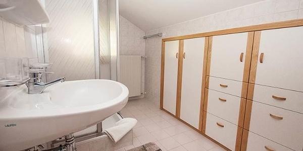 Wohnung Anna - Badezimmer