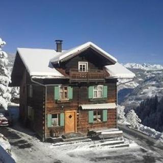 Schmugglerhütte Winter