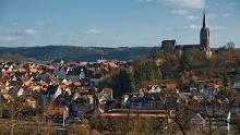 Schleifenroute DE Frankenberg - Fritzlar Etappe 84/5 Alternativroute