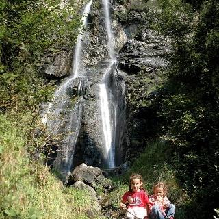 Cascata San Pietro Mezzomonte
