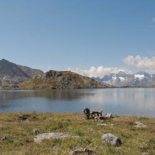 Lago Nero (Großer Schwarzsee)