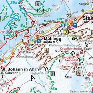 Winterwanderung Steinhaus-St. Johann