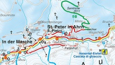 Winterwanderung zum Locherhof