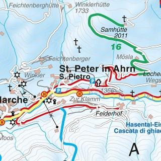 Winterwanderung Locherhof
