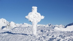 Schneeschuhwanderung Terner Joch