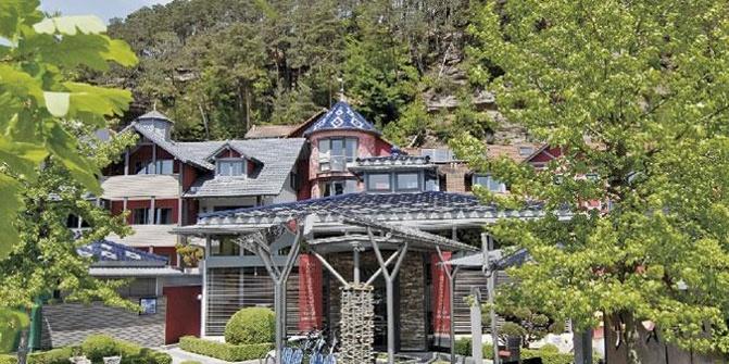 Felsenland Resort Dahn