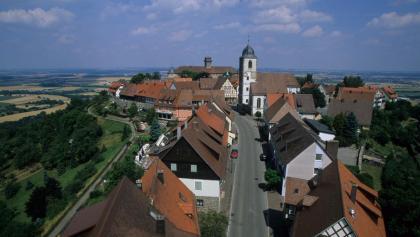 Waldenburg, Hohenlohe