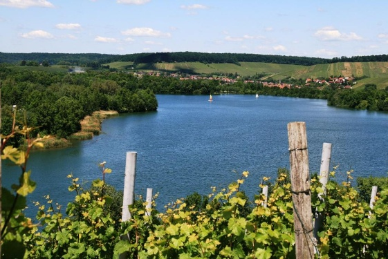 Breitenauer See, Obersulm