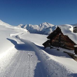 Panoramaweg im Winter; Foto: Fritz Tönz