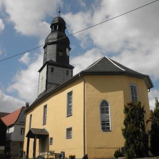 Dorfkirche - Seitenroda