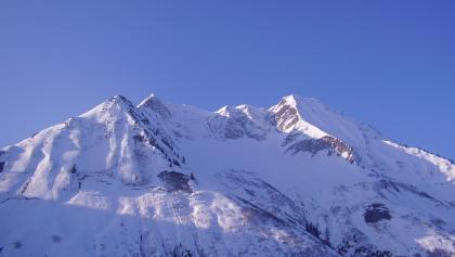Blick zur Uentschenspitze, 2135m