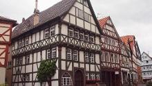 Schleifenroute DE Fritzlar - Kassel Etappe 76/6 Alternativroute