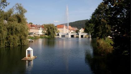 Die Stadt Tuttlingen im Süden Baden-Württembergs