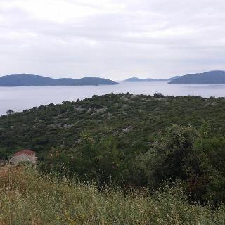 Blick auf die Inseln
