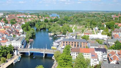 the best long distance cycling routes in werder havel. Black Bedroom Furniture Sets. Home Design Ideas