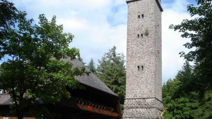 Berggaststätte und Aussichtsturm Brandenkopf
