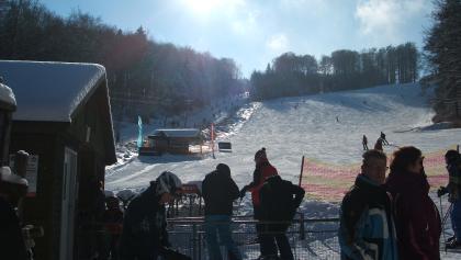 Das Skigebiet Sternrodt