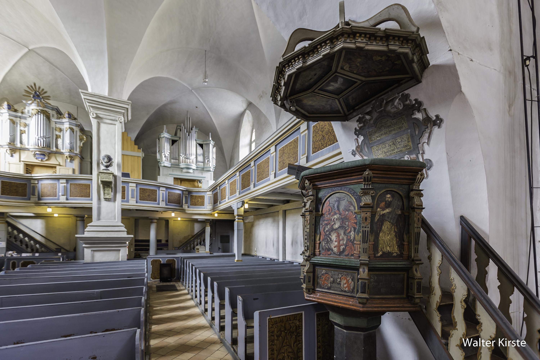 St. Laurentiuskirche Rheinsberg
