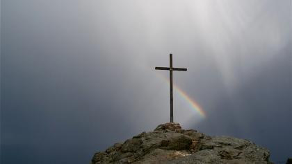 Gipfelkreuz Großer Arber