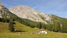 Die Watzmanntour - Die vielleicht schönste und vielseitigste Wanderung von Hütte zu Hütte im Nationalpark Berchtesgaden