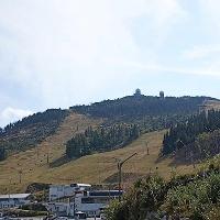 Großer Arber vom Weg nach Brennes