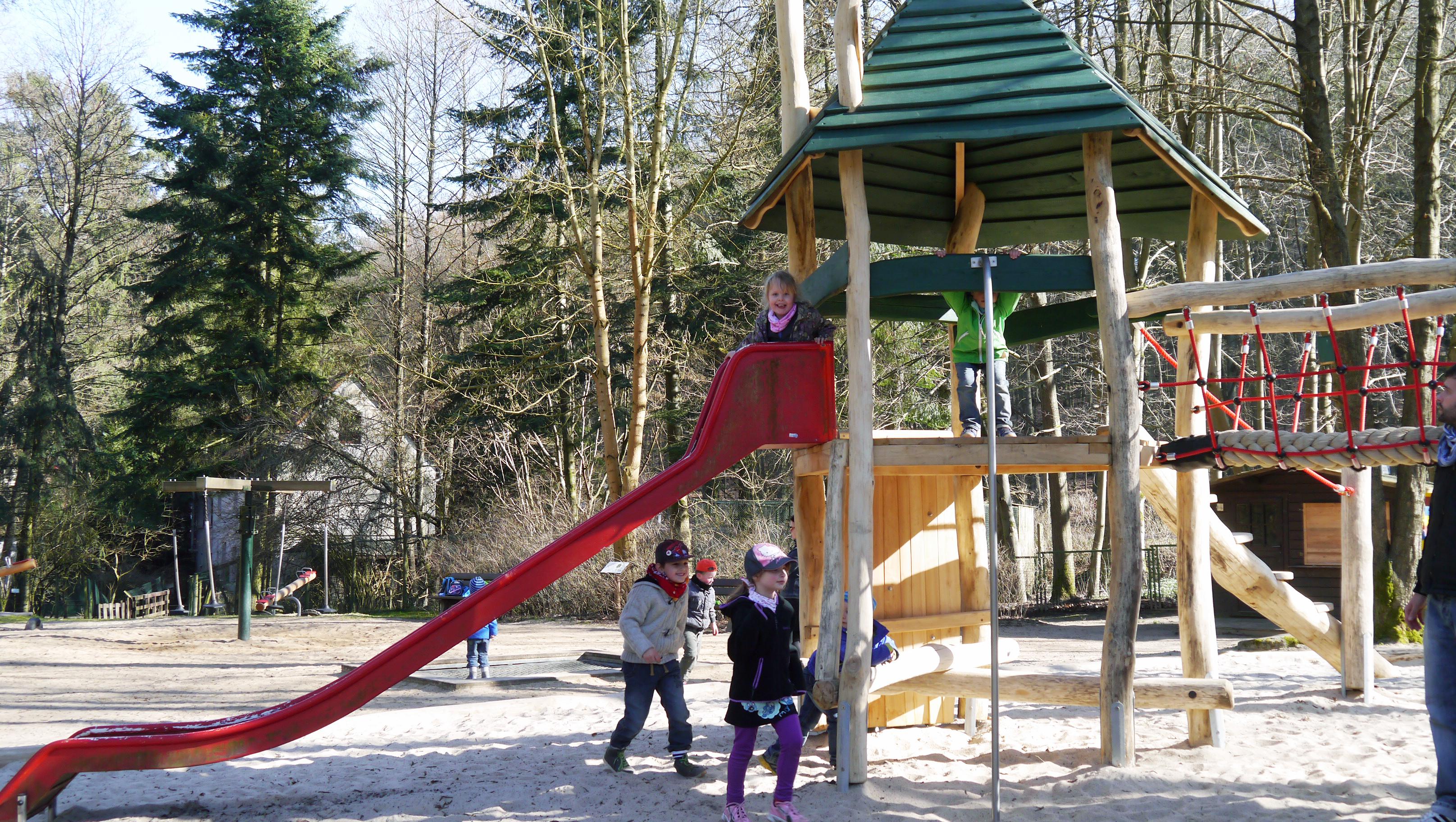 Tierpark Kunsterspring-Spielplatz