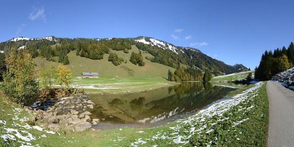 Leckner lake