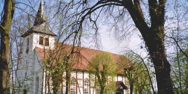 Fabian- und Sebastian-Kirche in Sülze