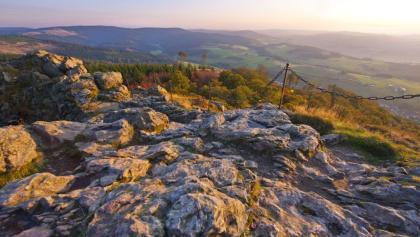 Die Bruchhauser Steine im Sauerland