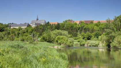 An der Lahn entlang zum Kloster Altenberg